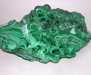 gemstones and malachite image