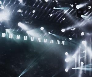 concert, jimmy kimmel, and bts image