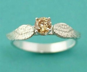 harry potter, lindo, and anillo image