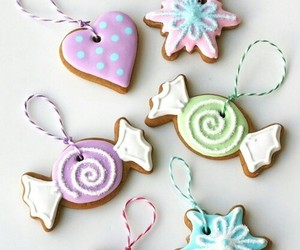 christmas cookies, Cookies, and Christmas time image