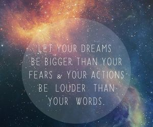 quotes, Dream, and wallpaper image