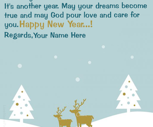 new year, new year wishes, and new year quotes image