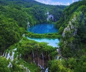 Croatia, escape, and beautiful landscape image