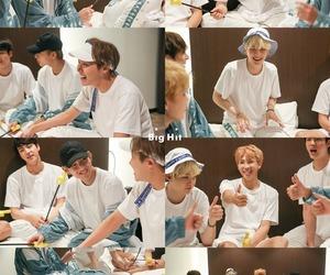 boy, jhope, and kim namjoon image