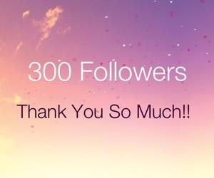 300, followers, and 300 followers image