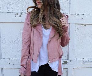 pink and jacketm pink jacket image