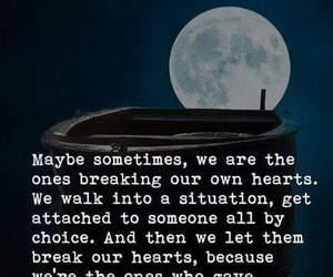 deep, ex boyfriend, and heartbreak image