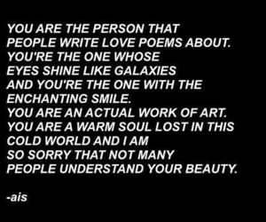 poem, quotes, and love image