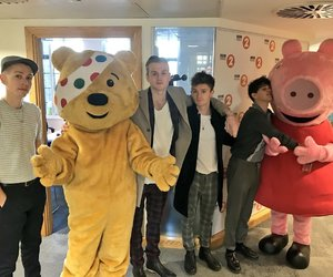 cin and the vamps image
