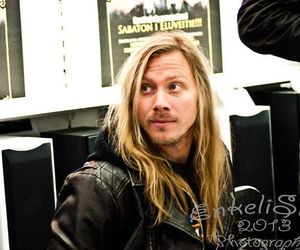 metal, long haired guy, and sabaton image