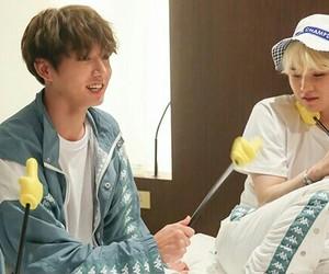bts, jungkook, and yoongi image