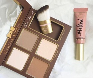 beauty, blush, and cosmetics image