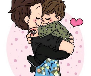 draws, larry, and larrystylinson image