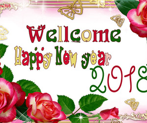 happy new year card, happy new year greeting, and wishes and cards image