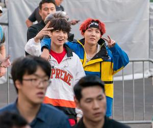 bts, bangtan boys, and jung hoseok image
