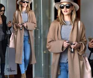 beige, fashion, and grey image