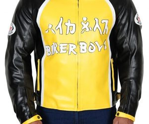derek luke, men cloth, and biker boyz image