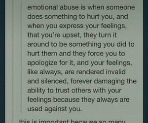 abuse, confidence, and relationships image