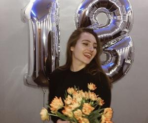 bday, birthday, and birthdaycake image