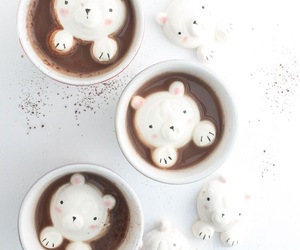 cute, food, and coffee image