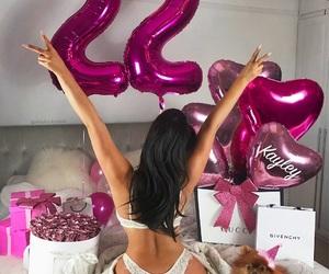girl, birthday, and hair image