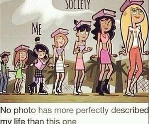 society, book, and me image