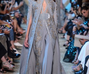 chic, silk, and perfect image