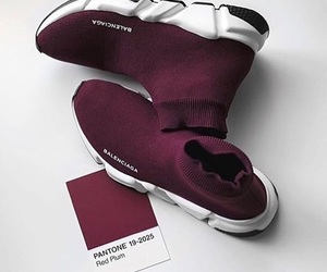 Balenciaga and sneakers image