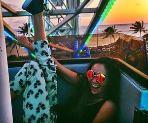 girl, fun, and summer image