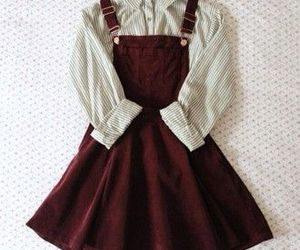 dress, outfit, and clothes image
