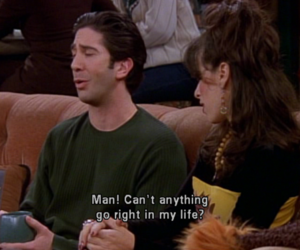 friends, ross, and quotes image