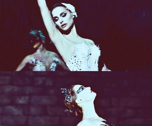 black swan, ballet, and natalie portman image