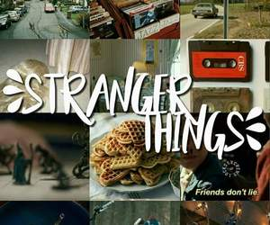 serie, cool, and stranger image