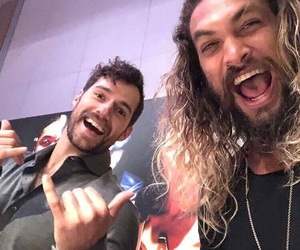 Henry Cavill, aquaman, and justice league image