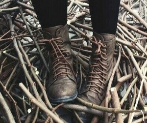boots and brown image
