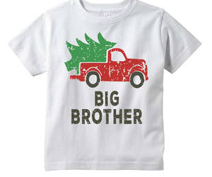 etsy, christmas shirt, and baby shower gift image