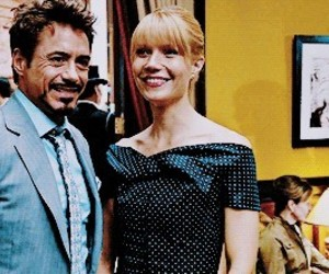 actor, actress, and Avengers image