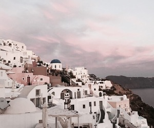 travel, aesthetic, and Greece image