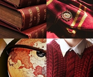 aesthetic, art, and gryffindor image