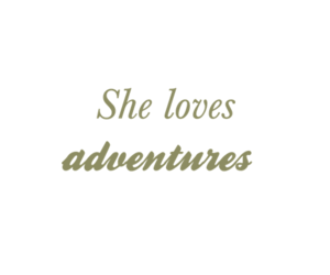 adventure, adventures, and green image