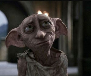 dobby, harry potter, and elf image