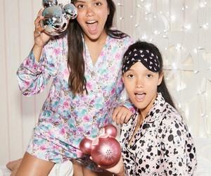 belleza, christmas, and moda image