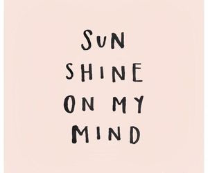 quotes, pink, and sunshine image
