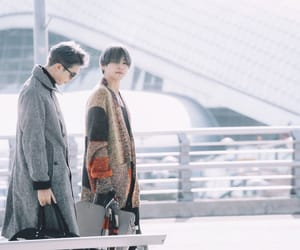 kpop, kim taehyung, and rm image