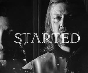got, game of thrones, and eddard stark image