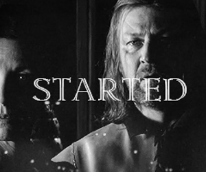 got, eddard stark, and game of thrones image
