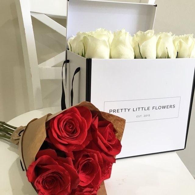 chic, roses, and glamorous image