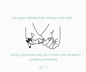 wallpaper, hands, and promise image