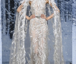 fall winter, bridal dresses, and couture wedding gowns image