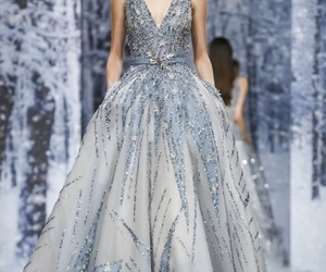 haute couture gowns, long dresses, and ziad nakad 2018 image